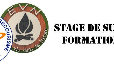 Stage survie et PSC1